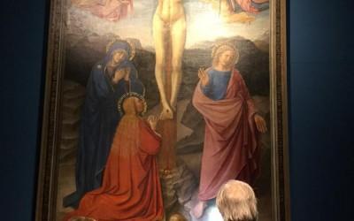 Per Sgarbi La Crocefissione, a Savona, è il più bel quadro della Liguria