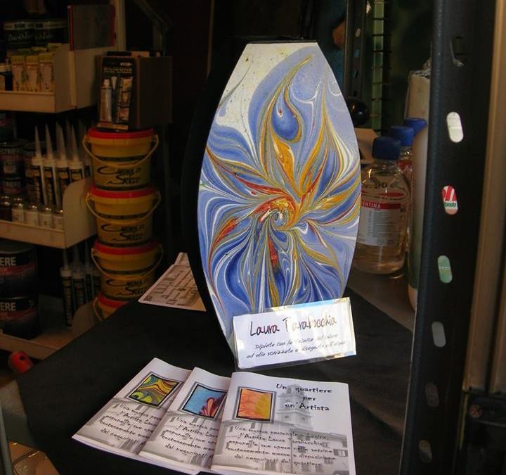 Un quartiere per un artista, una mostra d'arte a chilometro zero