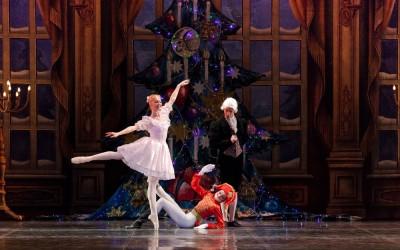 Al Teatro Chiabrera per Natale lo Schiaccianoci