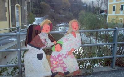 Imelda Bassanello e la sua Processione d'Inverno nel savonese