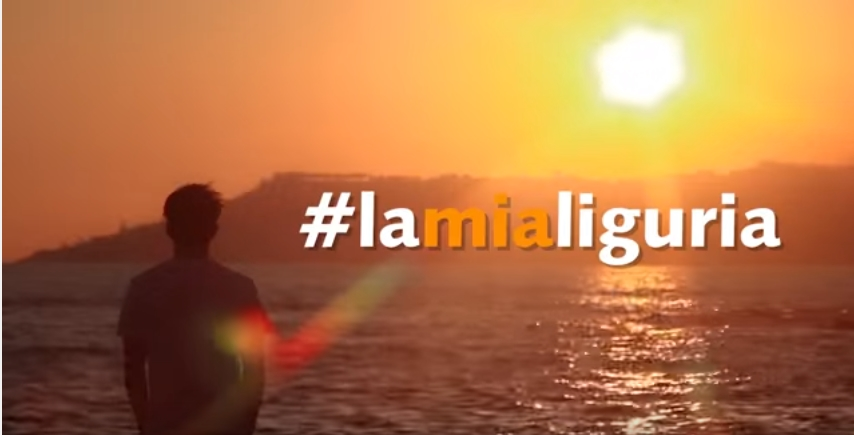 #lamialiguria: the new promotional spot