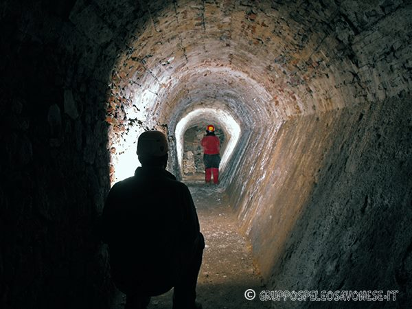 Alla scoperta del Priamar sotterraneo