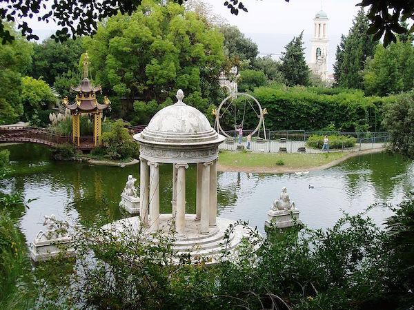 Villa Durazzo Pallavicini apre ai visitatori 170 anni dopo la prima inaugurazione.