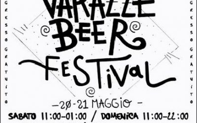 VARAZZE BEER FESTIVAL : uno stunami di beer, music and fun!