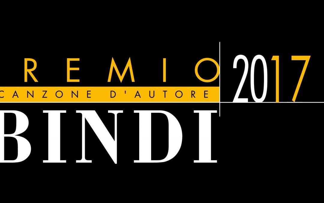 Premio Bindi: il week end dedicato alla canzone italiana d'autore emergente