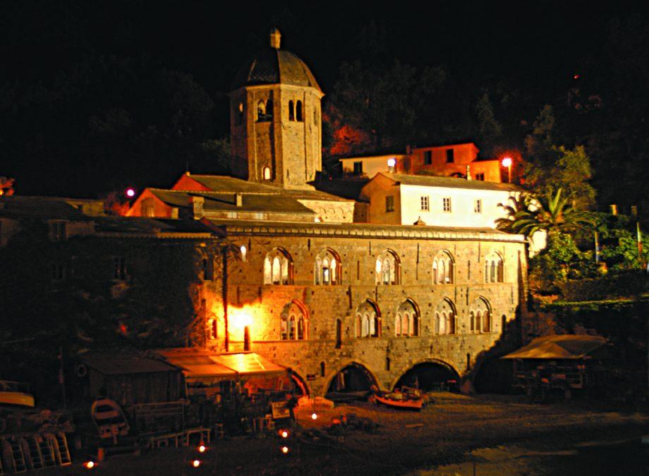 San Fruttuoso , una delle perle di Liguria, dà il via alla sua xxv edizione di concerti nell'abbazia