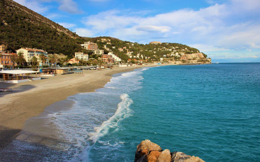 Spotorno: spiaggia e mare della nostra Liguria