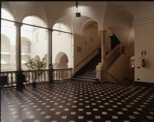 Atrio Palazzo Gavotti