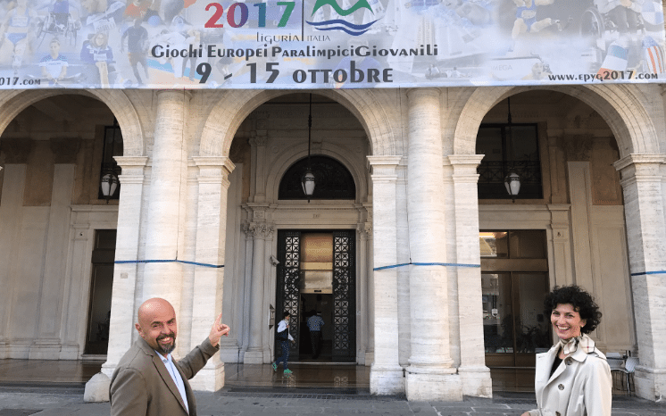 Savona : al Nuovo Filmstudio presentati i Giochi Paralimpici