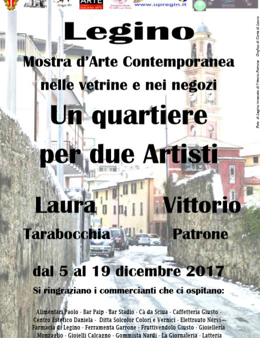 """""""Un Quartiere per Due Artisti"""": la mostra d'arte contemporanea d'ammirare nelle vetrine e nei negozi"""