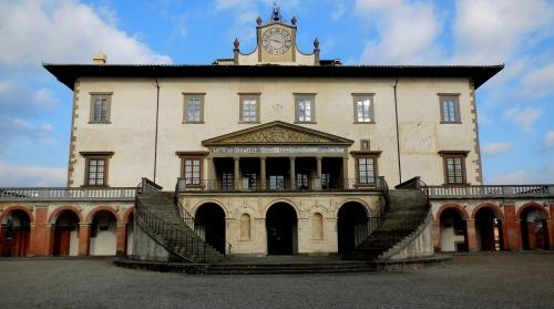 La campagna fiorentina: le ville dei Medici