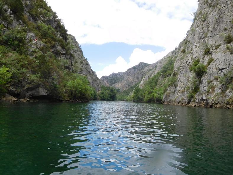 Macedonia ( F.y.r.o.m ) – ex Jugoslavia – Matka Canyon