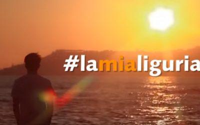 #lamialiguria: the new promotional spot