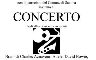 Licei Chiabrera e Della Rovere in concerto al Teatro Cattivi Maestri