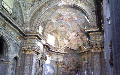 La tecnologia incontra l'arte: una serata per scoprire gli affreschi della Chiesa di S. Andrea