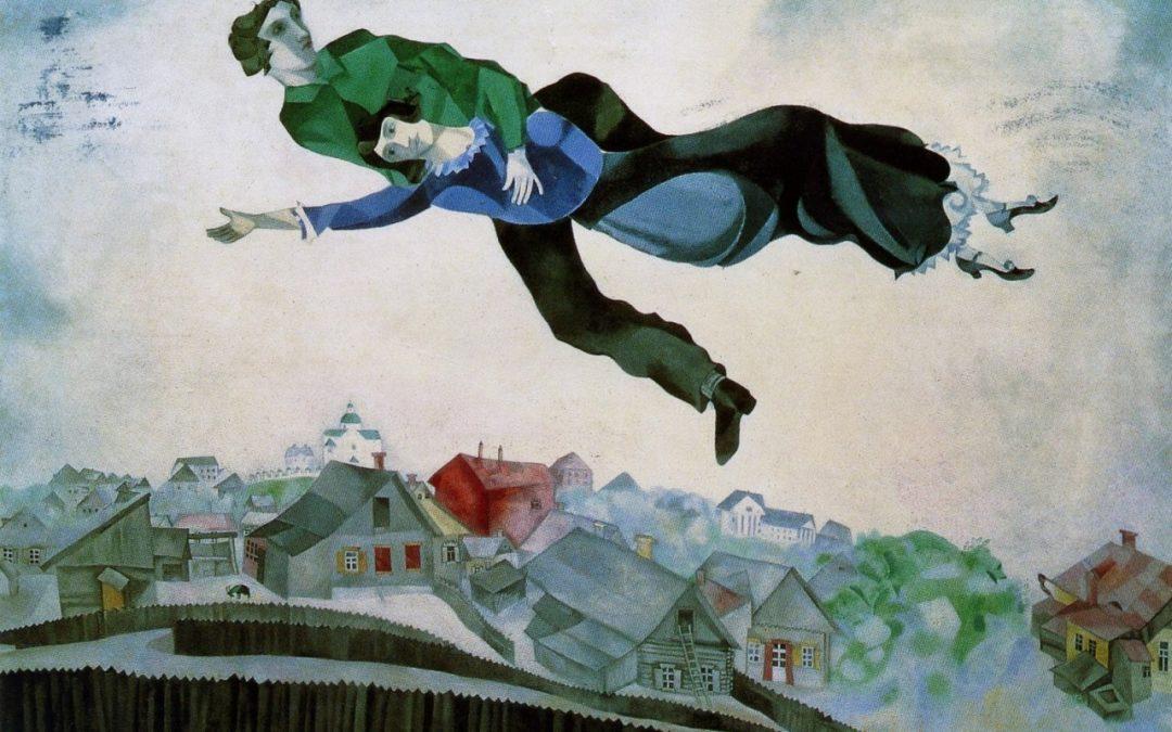 Bielorussia: Chagall e Vitebsk