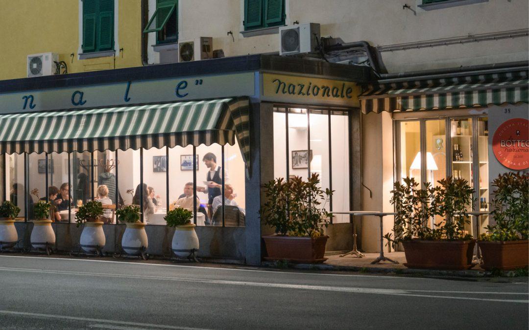 """""""La Bottega Nazionale"""" firmata Ricchebuonochef nasce a Noli"""