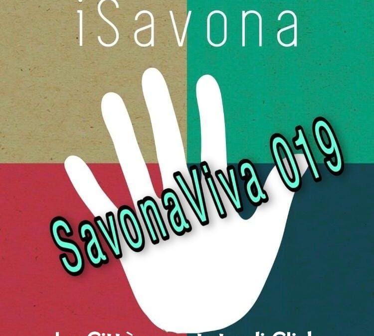 SavonaViva 019. Un gruppo per sostenere le attività cittadine. Un nuovo passo per ISavona