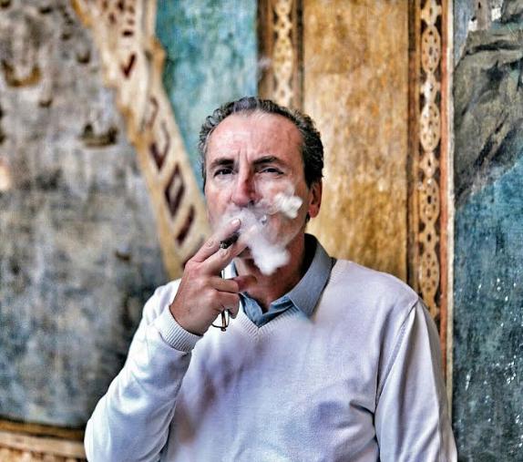 """Enrico Merli, il pittore delle """"finestre sul mondo """"."""