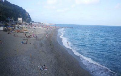 Bergeggi:  incontro Comune e Gruppo Spiagge Libere Liguria. di Tiziana Voarino