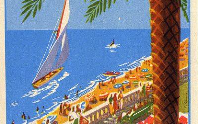 Liguria, il primo turismo balneare